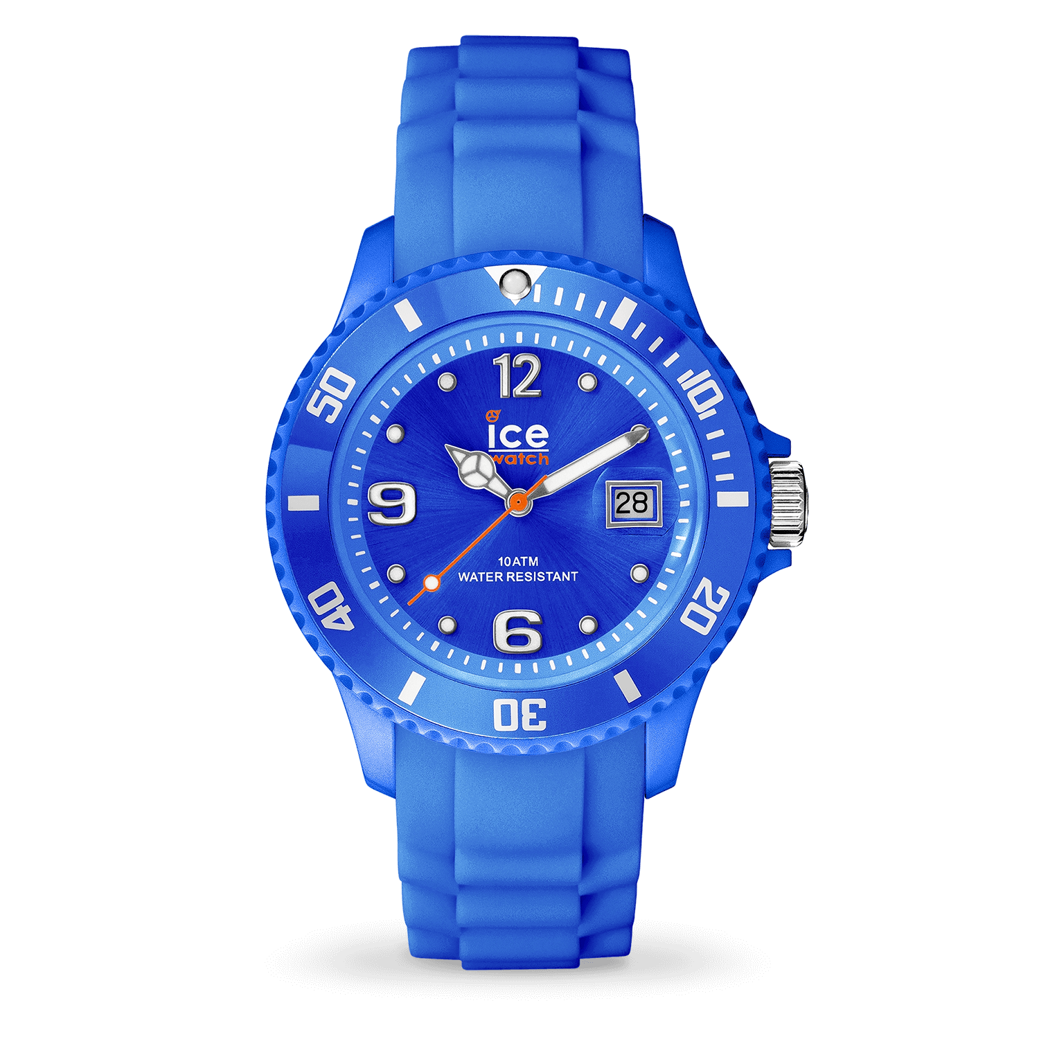 montre ice watch ice forever blue large. Black Bedroom Furniture Sets. Home Design Ideas