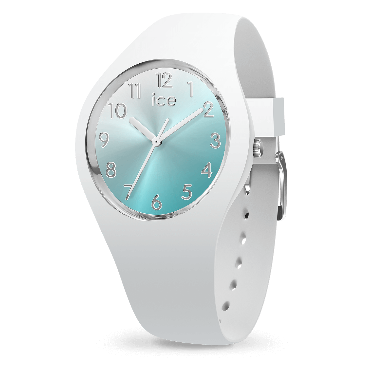 uhr ice watch ice sunset turquoise small. Black Bedroom Furniture Sets. Home Design Ideas