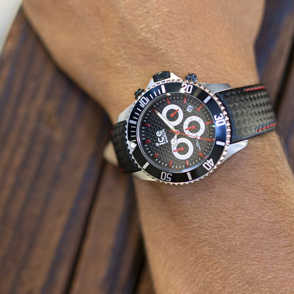 ICE steel - Black racing - Chrono
