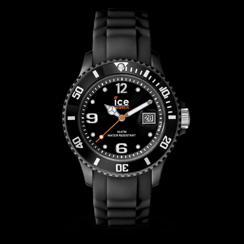 Uhr Ice-Watch | ICE forever schwarz - mittel größe