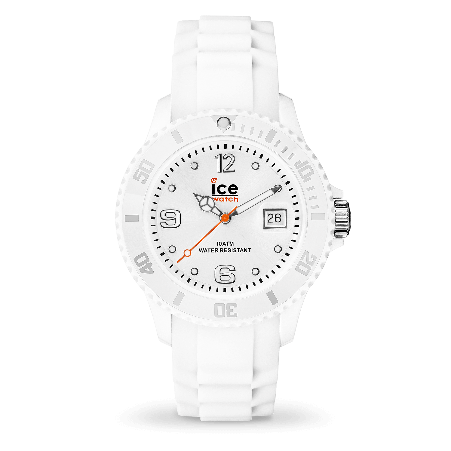 77f67f67dcf96 Montre Ice-Watch | ICE forever blanche - moyenne