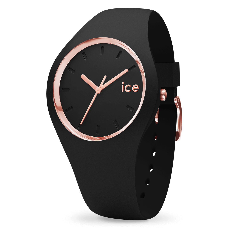 super populaire le plus fiable choisir l'original Ice-Watch | ICE glam black rose-gold - medium