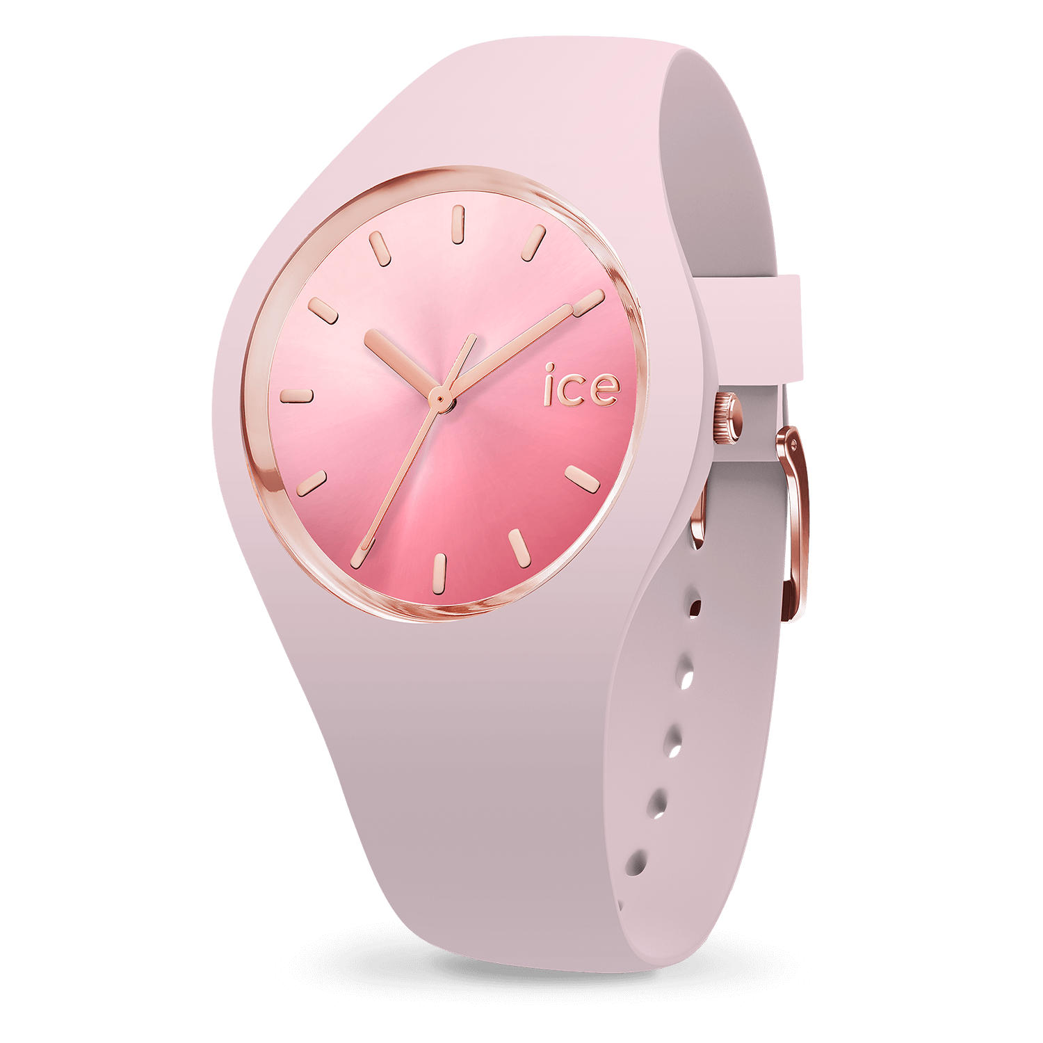 5992ca875fe0d Montre Ice-Watch | ICE sunset rose - moyenne