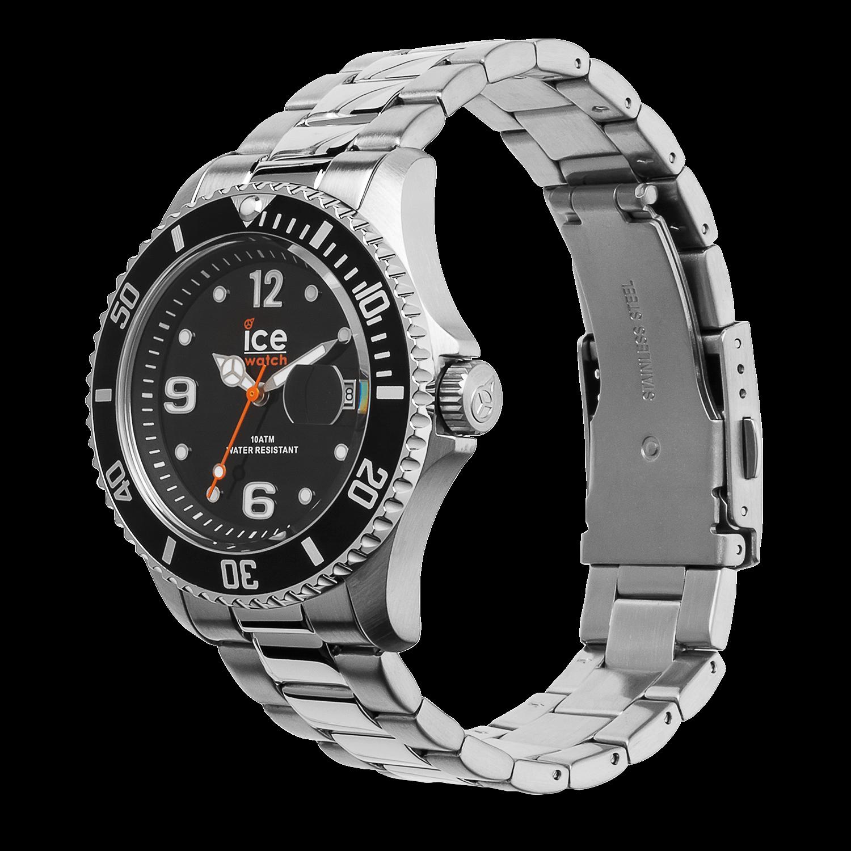 ICE steel - Black silver 40a3376960e