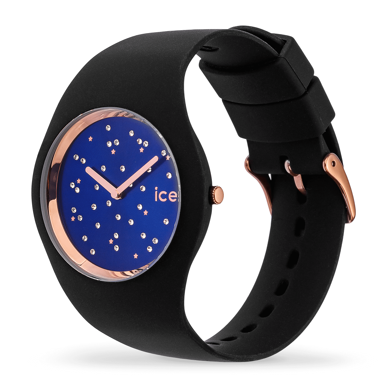 Ice Watch Ice Cosmos Star Deep Blue Medium