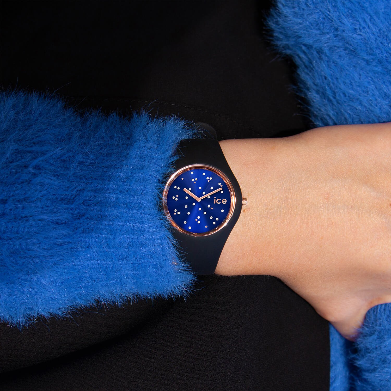 Ice-Watch | ICE cosmos star deep blue - medium