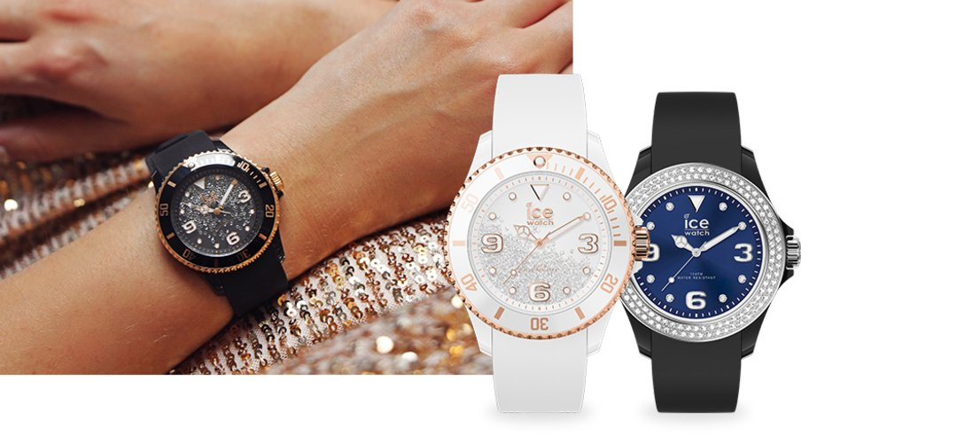 Ice-Watch | ICE crystal & ICE star collections