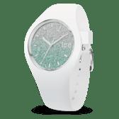 ICE lo - White turquoise