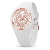 ICE change - Calavera white rose-gold