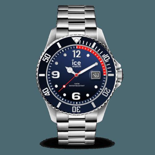 ca22d01a9f9e Marine silver. Watch