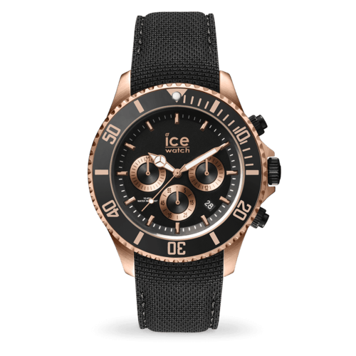 Black Rose-Gold - Chrono