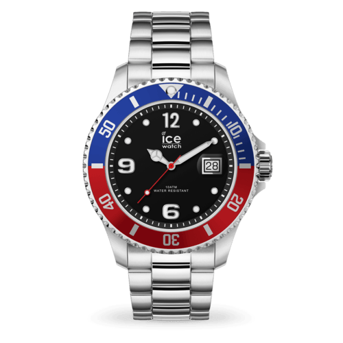 United silver. Watch 8995e6f38bf