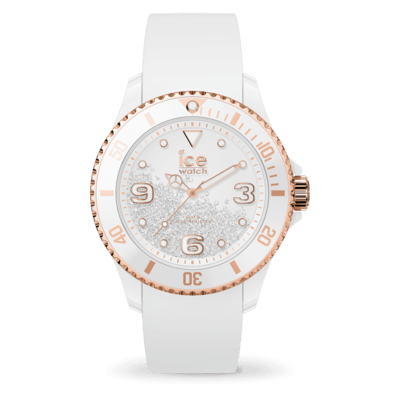 ICE crystal - White rose-gold